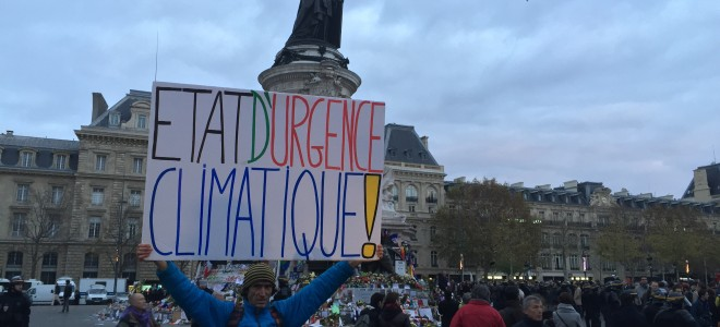 From COP21 in Paris: We're all in this together